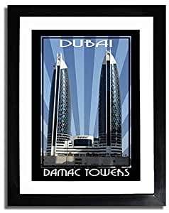 Photo of Damac Tower -Colour F07-NM (A2)