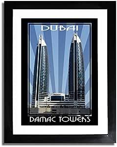 Photo of Damac Tower -Colour F07-NM (A3)