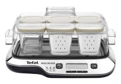 Tefal YG6548 Multidelice - Robot fabricador de postres, yogures y ...
