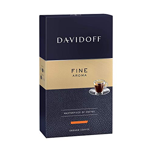 Davidoff Café Fine Aroma Ground Coffee 2 packs 8.8oz/250g ()
