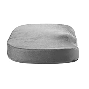 Memory Foam Seat Cushion. Orthopedic Car Seat Cushions to Raise Height - Office chair Comfort Cushion - Seat Foam Pad for Low Back Pain