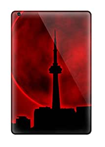 Kastlemane Clyde's Shop 5862510J14864013 Fashion Case Cover For Ipad Mini 2(black And Red)