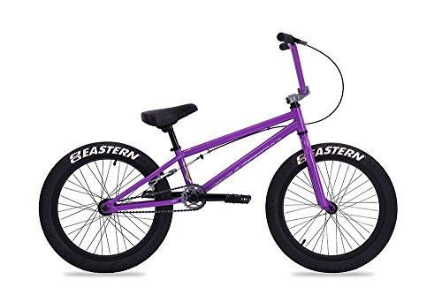 "Eastern Bikes BMX Bike - Cobra Purple, 20"""