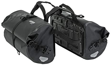 Amazon.com: Ortlieb Moto SpeedBag 46 Ltr Bolsa Par (Negro ...