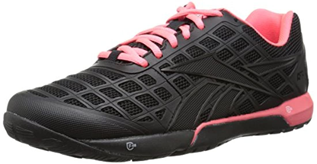 Reebok Womens Crossfit Nano 3.0 Black Punch Pink Sz 5.5 V59942. About this  product. Picture 1 of 2; Picture 2 of 2