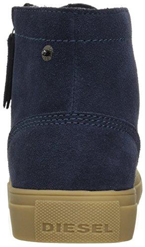 Diesel Mens Klawwner S-klawyn Mid Fashion Sneaker Blu Iris