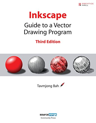 Inkscape: Guide to a Vector Drawing Program by Tavmjong Bah (6-Nov-2009) Paperback