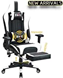 Best Computer Chairs - Large Size Computer Gaming Chair Ergomonic Racing Chair Review
