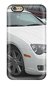 Awesome Design Chrysler White Crossfire Hard Case Cover For HTC One M7