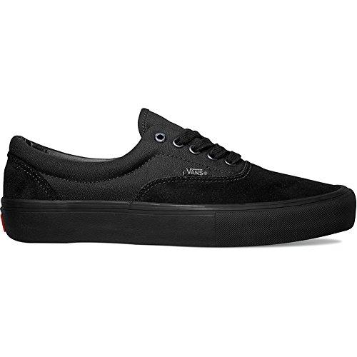 Vans Men's Era Pro Skate Shoes Blackout 9.5