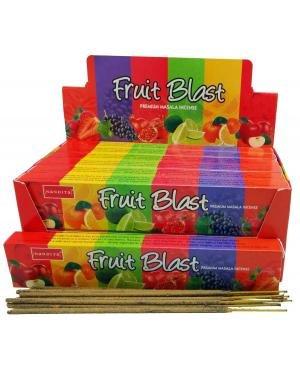 Nandita Fruit Blast Natural Incense Sticks 15gm x 12