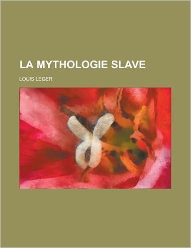 Lire en ligne La Mythologie Slave epub, pdf