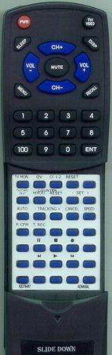 ADMIRAL Replacement Remote Control for GOJ12311, 62079487, 076R0BH070, GOJ12322, GOJ12321 (Admiral Tv Remote compare prices)