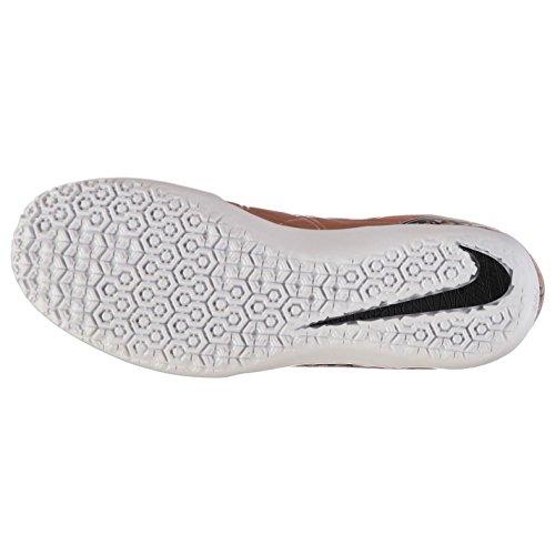 Nike HYPERVENOM PHELON 2innen-Fußball Futsal Trainer Herren Rot/BLK Fußball Schuh