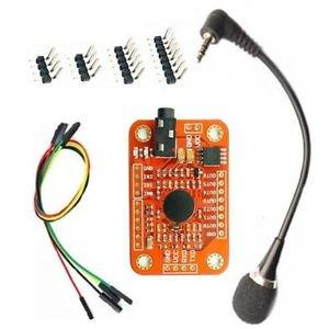 Robocraze V3 1 Voice Recognition Module RC-A-521: Amazon in