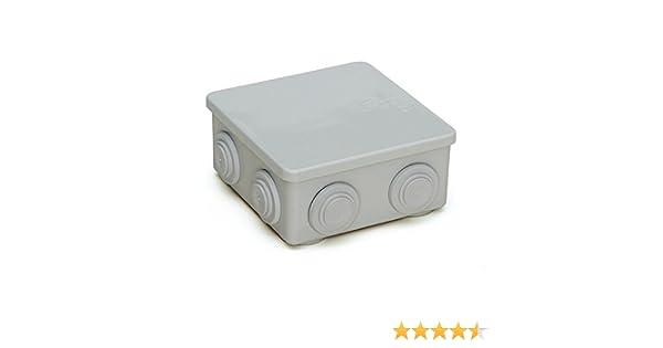 Famatel M111843 - Caja estanca ip55 100 x 100 x 45: Amazon.es ...