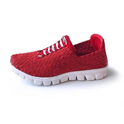 Women's Zee Danielle Alexis Red Sneaker zwqqZ0Yx
