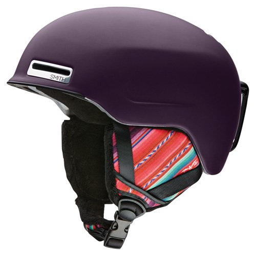 SMITH Allure Casque de Ski Femme Mt Cherry Cuzco
