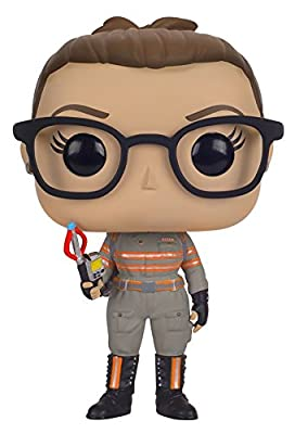 Funko POP Movies: Ghostbusters 2016 Abby Yates Action Figure | Educational Toys