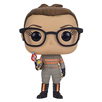 Funko POP Movies: Ghostbusters 2016 Abby Yates Action Figure: Funko Pop Movies:: Toys & Games