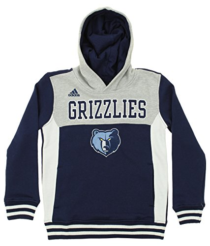 Memphis Grizzlies NBA Youth Throwback Block Hoodie (Youth Medium (Nba Memphis Grizzlies Block)