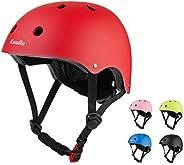 Kuulla Toddler Helmet CPSC Certified - Kids Bike Helmet Adjustable - Toddler to Youth Age 3-8 - 11 Vents Safet