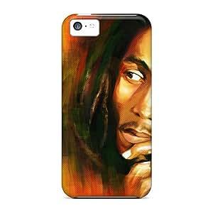 New Arrival Premium Bob Marley- Iphone 5c Cases