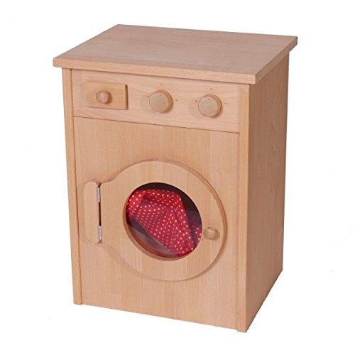 Kinder Waschmaschine aus Holz - Peitz Waschmaschine