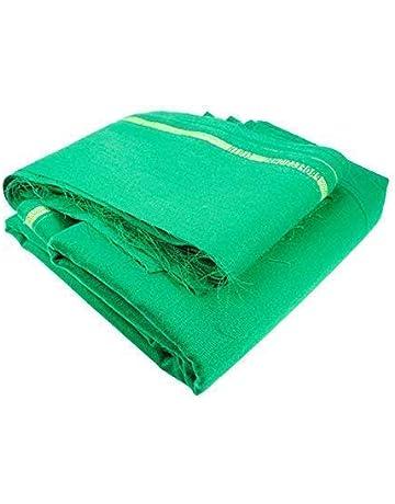Strachan - Paño protector para mesa de billar (2,13 x 1,22, superficie y amortiguadores), color verde: Amazon.es ...