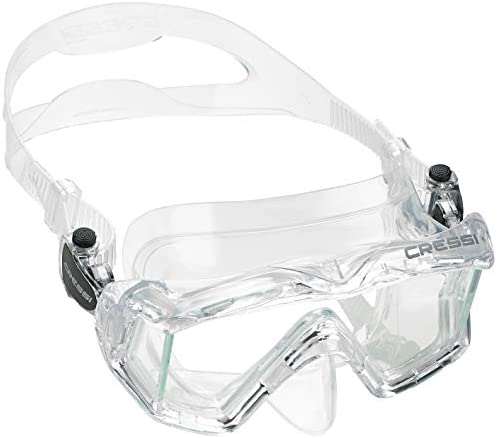 Cressi Designed Panoramic Tempered Snorkeling product image