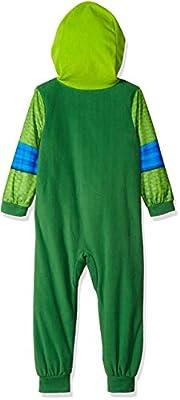 Nickelodeon Boys' Teenage Mutant Ninja Turtles Family Cosplay Union Suit