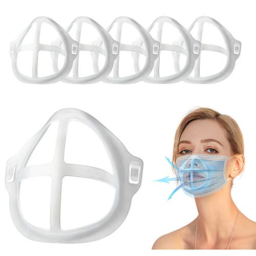 makes masks more comfortable to wear