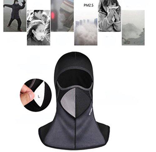 Wheel up Winter Warm Ski Motorcycly Cycling Face Mask Helmet Cap Windproof Fleece Balaclava Hat by - V Mac Sunglasses