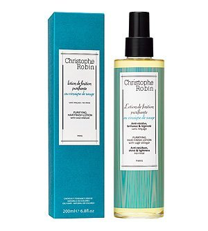 Purifying Hair Finish Lotion with Sage Vinegar 200 ml by Christophe Robin by Christophe Robin