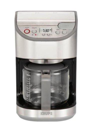 Amazon.com: Krups km4065 programable Cafetera, 12 tazas ...