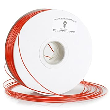 SainSmart ABS-101 ABS Filament (Red)