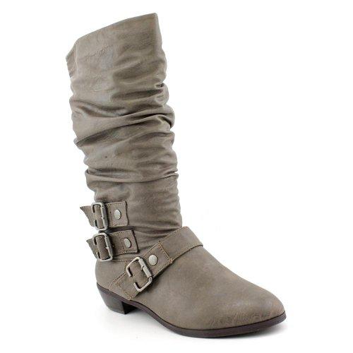 Material Girl Kvinna Upprymdhet Boot Taupe
