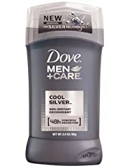 Dove Men +Care Deodorant Cool Silver 3 oz. (Pack of 6)