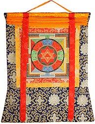 Vajrayogini Mandala - Tibetan Thangka Painting by Exotic India (Image #3)