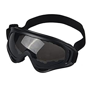 Daixers Comfortable Breathable Safety Goggle For Outdoor Sports,Bicycle,Motorcycle (gray)