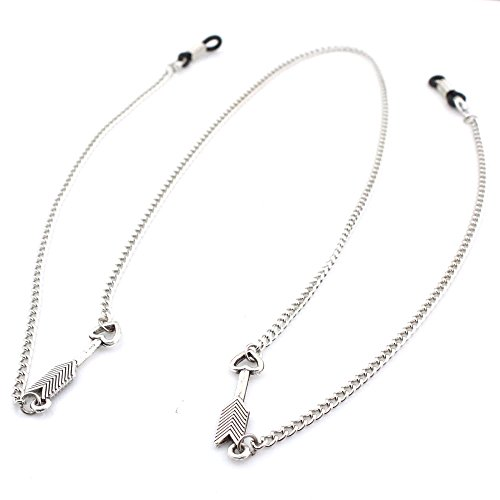 Spec Mates Cupid's Arrows Eyeglass Holder, Eyeglass Chain, Eyeglass Lanyard by Spec Mates