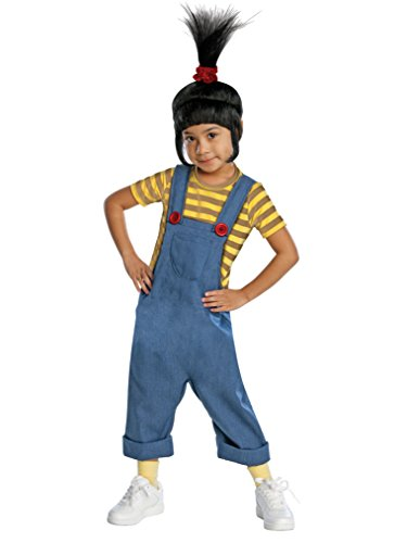 Despicable Me 2 Agnes Deluxe Costume, Toddler -