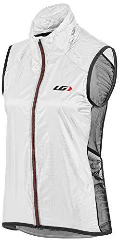 Louis Garneau Women's Speedzone X-Lite Bike Vest, White/Black, Large