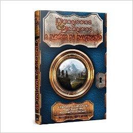Book cover from Dungeons & Dragons. O Império da Imaginação (Em Portuguese do Brasil) by Michael Witwer