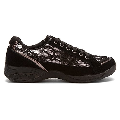 5 Roma Therafit 8 Black sneakers athletic M Women's Tan shoes and 55rq8g