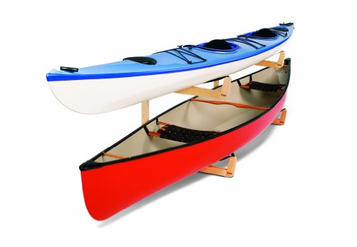 Talic Double Bunk for Kayaks - 2 Boat Storage Rack by Talic