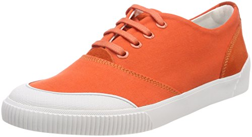 Hugo Zero, Scarpe da Ginnastica Basse Donna Arancione (Bright Orange 821)