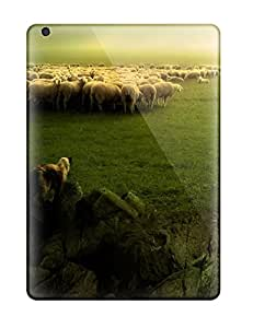 Brand New Air Defender Case For Ipad (sheep) by icecream design