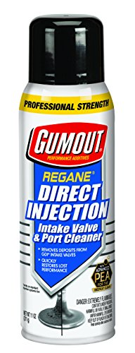 (Gumout 540023 Regane Direct Injection Intake Valve and Port Cleaner, 11. Fluid_Ounces)