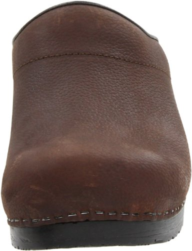 Sanita 78 Brown Antique Mens Brown Karl Clogs oil Mules And rwqrZTzxY